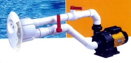 Swim jet counterflow swimming pool systems for fitness training