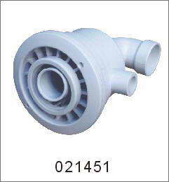 Jacuzzi and spa Turbo-boost Jet, white SP-1451T