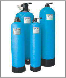 Multi-layer sand filters ML-200A