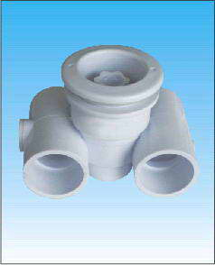 "Normal Jacuzzi and spa nozzle SP-1434A 1 1/2"" air x 1 1/2"" water (Diam 48)"