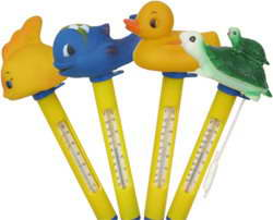 Pool, Spa, Jacuzzi floating animal Thermometer