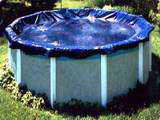 Above ground 24' round pool cover