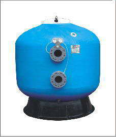 Side-mount valve sand filters (flange) SF-2400