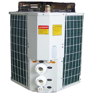 Swimming pool water heaters, Heat pumps VADM700