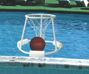 Swimming Pool Water Game Basketball