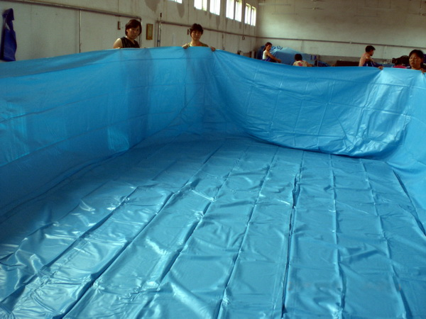 Swimming Pool Liner 8 X 4 Meters 0 7mm Thickness