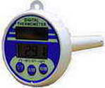 Pool and Spa Solar Digital Thermometer