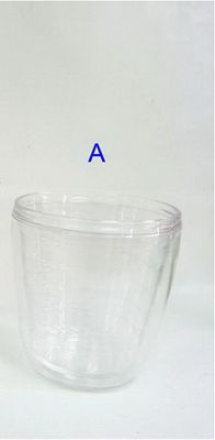 395ml - 13.37 oz Tritan double wall tumblers