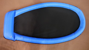 Mesh Lounge inflatable float chair Blue & Wholesale Floating Pool Chairs and Floating Pool Lounges Inflatable ...